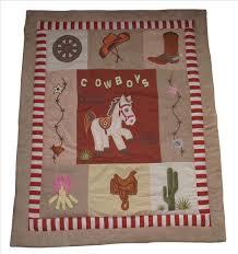 Western Baby Crib Bedding Baby Boutique Western Cowboy 13 Pcs Crib Nursery Bedding Set
