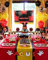 254 best mickey mouse birthday party images on pinterest mickey