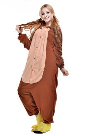 amazon com newcosplay monkey costume sleepsuit onesies