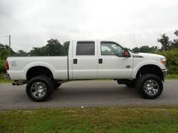 2011 ford trucks for sale 2011 ford f 250 diesel duty xlt lifted truck 37 995