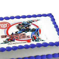 transformers cake decorations transformers optimus prime edible image cake decoration cakepins
