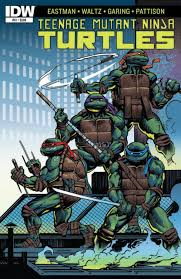 teenage mutant ninja turtles volume comic vine
