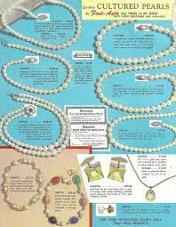 vintage necklace styles images 58 best vintage jewelry ads images antique jpg
