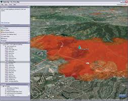 Map Southern California Current Southern California Fire Map California Map