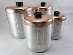 kitchen canister sets vintage vintage 1940 s canister set canister sets