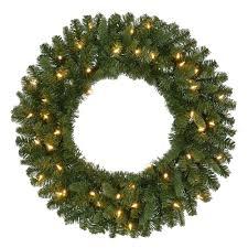 halloween lighted garland plug in christmas wreaths christmas wreaths u0026 garland the