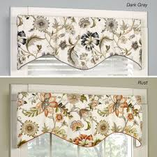 modern valances for kitchen windows window valances touch of class