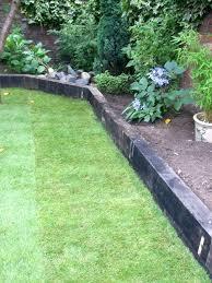 garden bed edges the best flower bed edging ideas on lawn edging