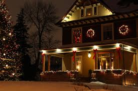 Christmas Decorations With Lights by Top 10 Outdoor Christmas Lights Ideas Christmas Lights Etc Blog