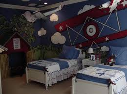 Cool Airplane Themed Bedroom Ideas For Boys Rilane - Boy themed bedrooms ideas