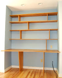desk charming custom designed wall unit computer desk book shelf home design pretty unfinished pine wood built in shelves craftsman made custom in blue wall painted bedroom furniture design fabulous bui 75 compact home