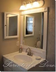 framing bathroom mirror ideas custom framed mirror frame mirrors bathroom mirrors and custom