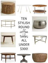 Affordable Coffee Tables Affordable Coffee Tables The Chronicles Of Home