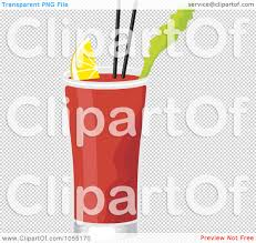 martini clipart no background royalty free vector clip art illustration of a bloody mary