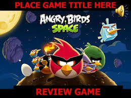 angry bird game template powerpoint by bethany silver tpt