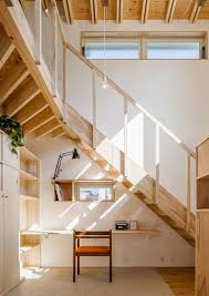 minimalist wooden home by snark ouvi in chiba japan house in