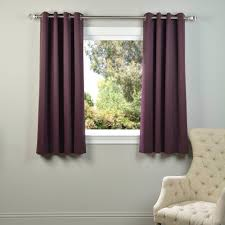 Aubergine Curtains Exclusive Fabrics Furnishings Semi Opaque Henna Blue Blackout