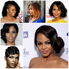 bun hairstyles for african american women for prom and african american updo hairstyles 2016 hairstyles ideas