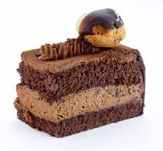 patisserie valerie choc mousse cake had a slice of this the