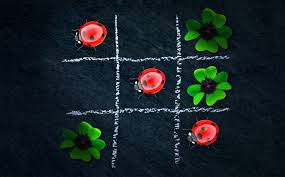 free images abstract play flower number green red symbol