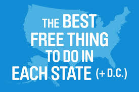 Places To Visit In Each State Fun Free Things To Do In All 50 States Money