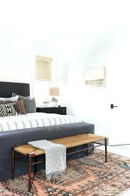 Area Rug For Bedroom Placement Of Area Rug In Bedroom Aciu Club