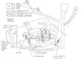 snow way plow wiring diagram efcaviation com