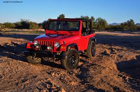 red jeep liberty 2005 2005 jeep wrangler x review rnr automotive blog