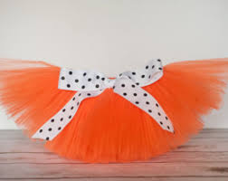 Infant Halloween Costumes Pumpkin Baby Halloween Tutu Etsy
