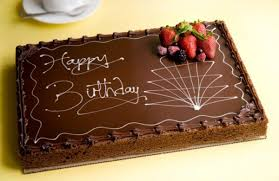 terrific chocolate birthday cakes in varied forms trendy mods com