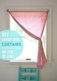 Easy Sew Curtains Diy Curtains World U0027s Easiest Artbar