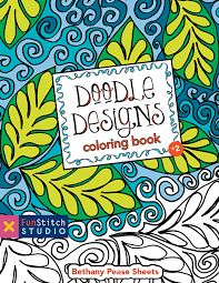 designs coloring book 18 designs see how colors play together