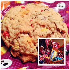 happy halloween u0026 be pink crew chew recipe monster cookies