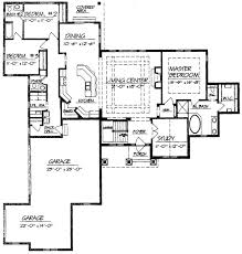ranch home floor plans with walkout basement floor plans for ranch style homes new house with open walkout
