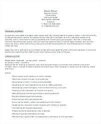Resume Headline For Teacher Sample Preschool Teacher Resume Teacher Resume Sample Resume For