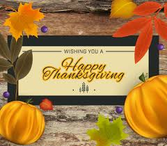 our offices will be closed in observance of thanksgiving scantool