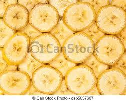 coupe banane cuisine coupé banane coupé coup arrière plan studio frais image