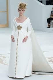 robe de mariã e haute couture les plus belles robes de mariée chanel haute couture couture