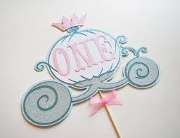 cinderella carriage cake topper cinderella birthday party cake toppers page two birthday wikii