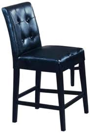 Counter Height Bar Stool Amazon Com Roundhill Furniture 24 Inch Blended Leather Counter
