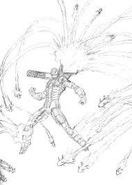 davinder u0027s sketchblog 195 iron man 2 war machine