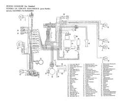 honda scooter wiring diagram with simple pics wenkm com