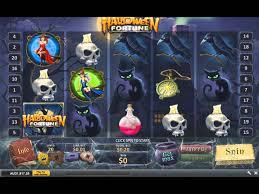 free halloween slots halloween fortune slot machine youtube