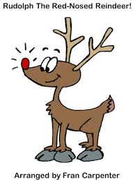 rudolph red nosed reindeer mp3 tracks u0026 piano score arranged