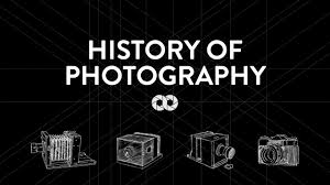 the history of photography in five animated minutes from