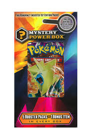 pok u0026eacute mon mystery power 2 box walmart com