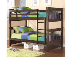 coaster oliver twin bunk bed co 460266