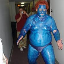 Mystique Halloween Costume Halloween Makeup Fails Wholesale Halloween Costumes Blog