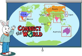 kids usa arthur connect the world map usa pbs kids