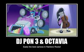 Best Mlp Memes - dj pon 3 and octavia meme by greenmachine987 on deviantart